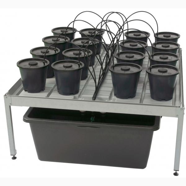 Aero Grow Dansk Table L // 01