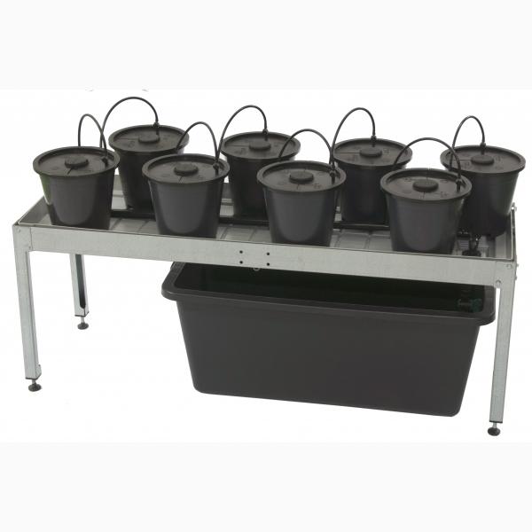 Aero Grow Dansk Table S // 01